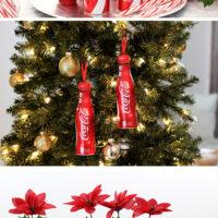 Deck the Halls with Coca-Cola Bottles