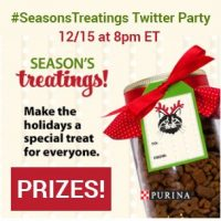 RSVP for the #SeasonsTreatings Twitter Party (12/15)