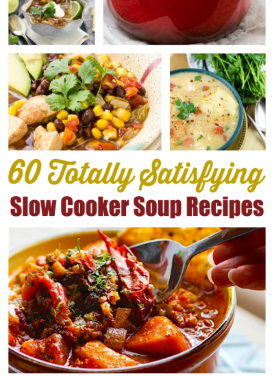 60 Totally Satisfying Slow Cooker Soup Recipes
