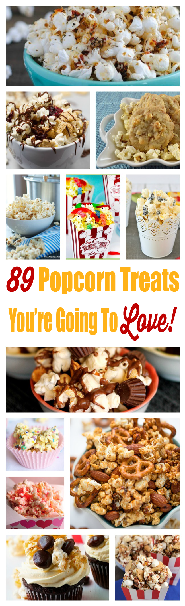 Take this budget friendly treat to the next level with these 89 delish recipes to rock. Get popcorn recipes galore.