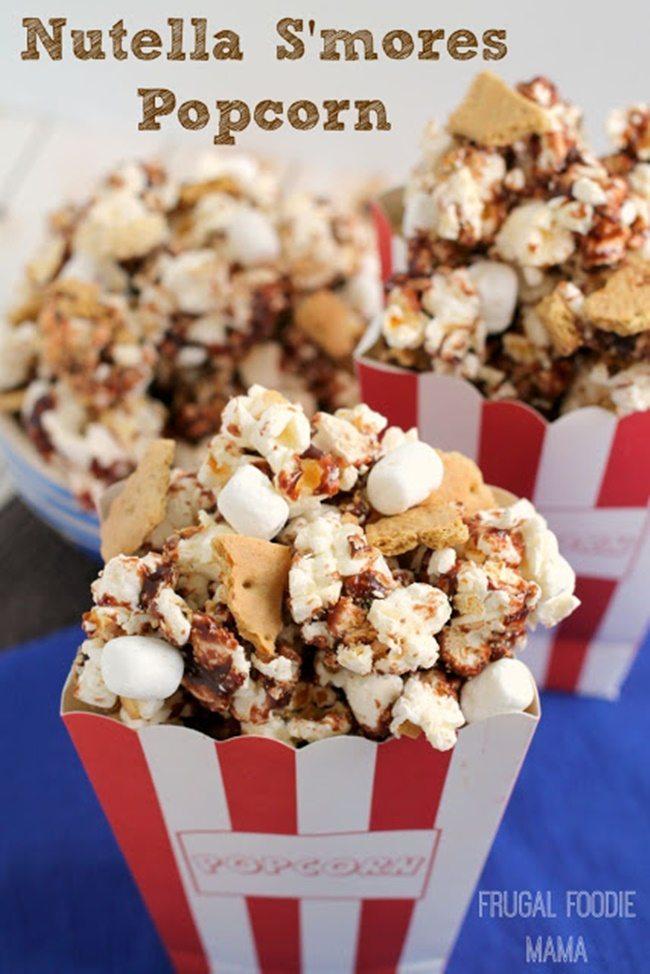 Nutella-Smores-Popcorn-frugalfoodiemama