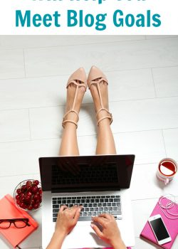 This One Trick Can Help You Meet Blog Goals