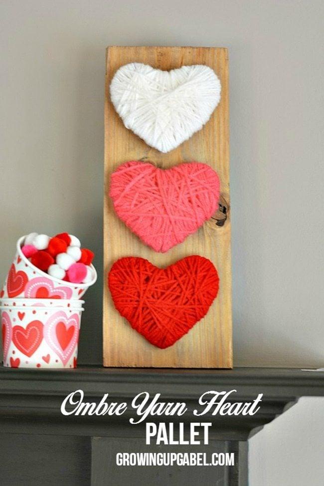 Superb Easy Valentines Day Heart Craftgrowingupgabel Idea