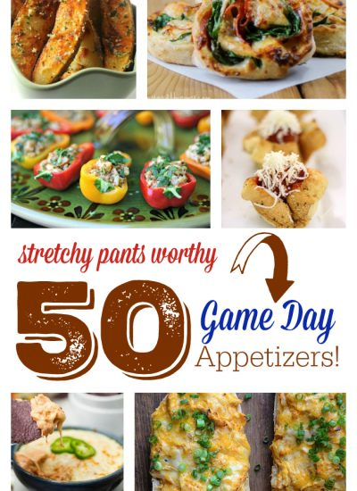 Your Game Day Party Hacked: 50 Easy Appetizers