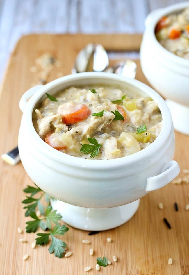 slow-cooker-creamy-chicken-wild-rice-soup-rachelcooks