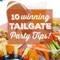 10 Winning Tailgate Party Tips Made Easy
