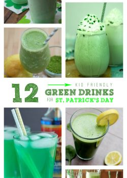 12 St. Patrick's Day Drinks That are Kid Friendly
