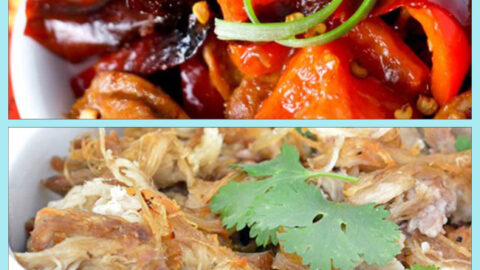 Weekly Meal Plan #1: A Week of Slow Cooker Meals