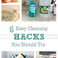 6 Easy Cleaning Hacks You Should Try