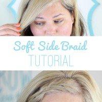 Casual & Fresh Style: Loose Side Braid Tutorial