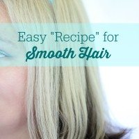 Fresh Look For Spring: 4 Steps to Smooth Hair