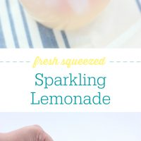 Lighten Up With This Sparkling Lemonade