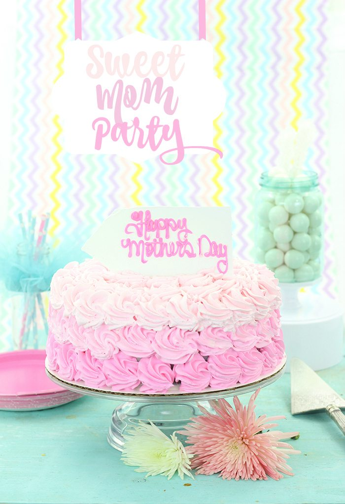 Show mom you love her with these super sweet party ideas just for her. Happy Mother's Day! Party Ideas.