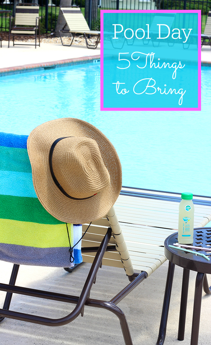 Day Trip To The Pool Dont Forget These Basics Get A List