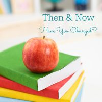 Then & Now: 4 Big Changes Since High School