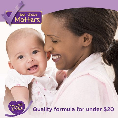 Parent's Choice® Premium Powder Infant Formula