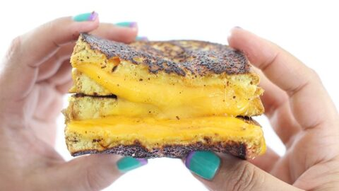 Secret Ingredient for the Perfect Grilled Cheese Sandwich