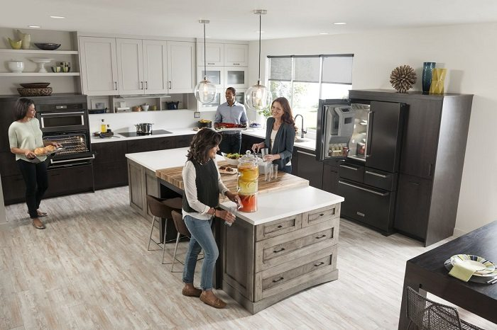 Dream kitchen ideas that can become a reality.