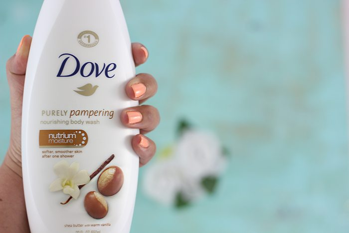 Dove Shea Butter #CVSLoveYourSkin