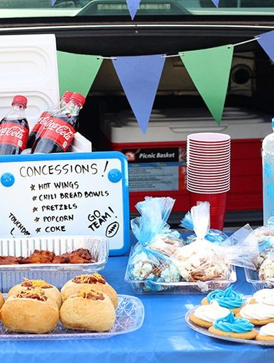 Tailgating Party Ideas on a Budget
