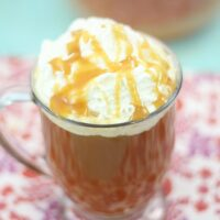 Falling for Fall with Caramel Apple Tea