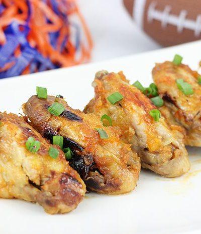 Crock-Pot® Slow Cooker Pineapple Sriracha Chicken Wings