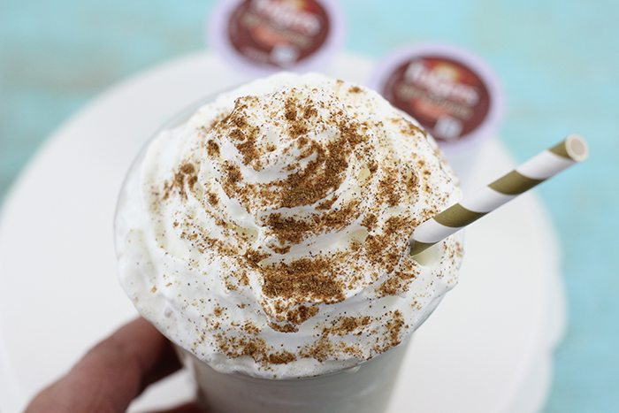 Brown Sugar & Spice Blended Coffee