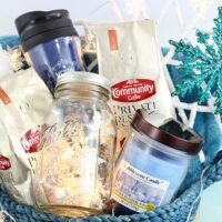 Let It Snow Gift Basket Ideas