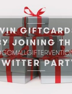RSVP For The #GCMallGIFTervention Twitter Party