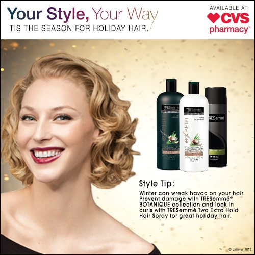 Try something new with your hair for the holidays. Take the quiz and get fun festive new beauty ideas.