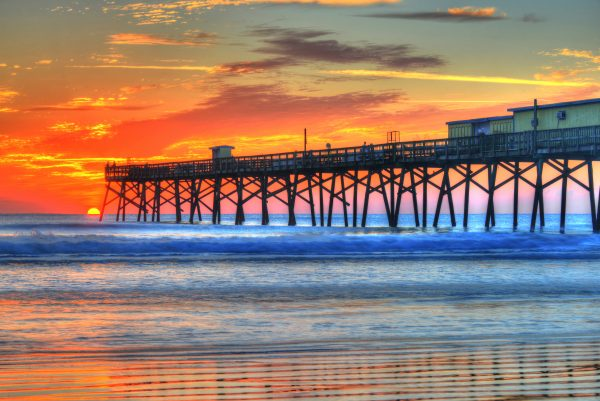 Here's why you should visit Daytona Beach during the holidays.