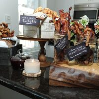 Celebrate with These Bacon Bar Ideas and Printables