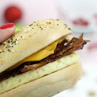 Day Changer: Try This Bacon Breakfast Sandwich