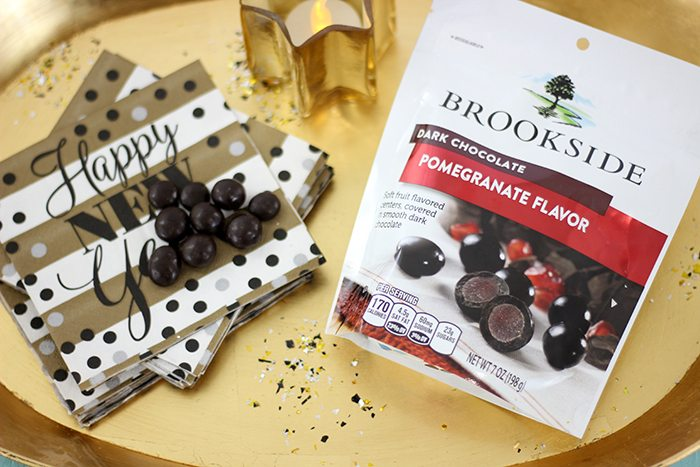 Chocolate and Friends. The best way to host a casual New Year's Eve Gathering.