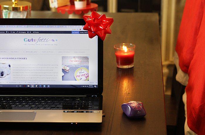 Laptop giveaway!