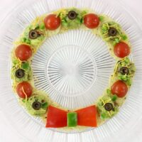 Holiday Food Fun: Nacho Wreath