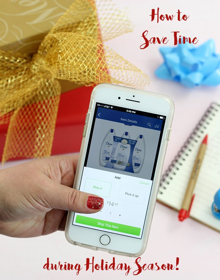 Here's How to Save Time During the Holidays