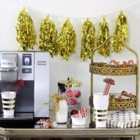 Holiday Chocolate and Coffee Bar Ideas