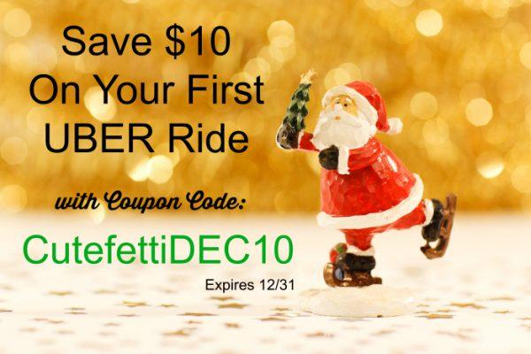 Uber Coupon Code