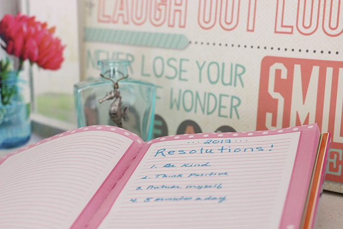 Resolutions You Can Actually Keep. Learn to set goals and make changes that are realistic and totally doable.