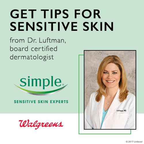 RSVP for the #SimpleSkinQA Twitter Party