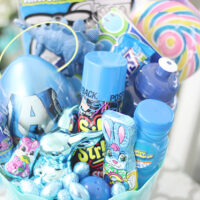Big List of Color Themed Easter Basket Fillers
