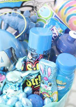 Big List of Color Themed Easter Basket Fillers