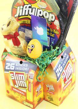 DIY Easter Basket For Men