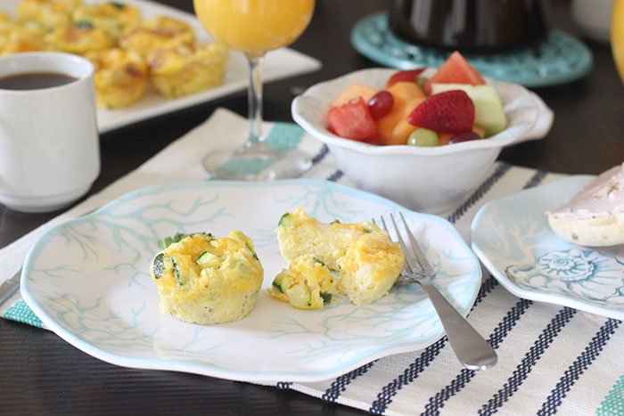How to Host Brunch. Simple & Elegant Serving Ideas. Fresh Fruit Salad to Mini Egg Muffins. Yum.