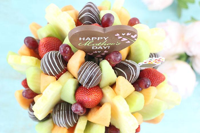 5 Surprising Edible Arrangements Ideas For Mother S Day