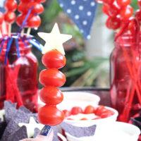 Red, White & Blue Patriotic Dip Ideas