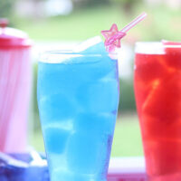 Patriotic Punch for Labor Day Celebrations