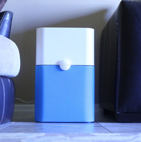 Saying goodbye to bad odor and airborne pollutants at home has never been easier with Blueair.