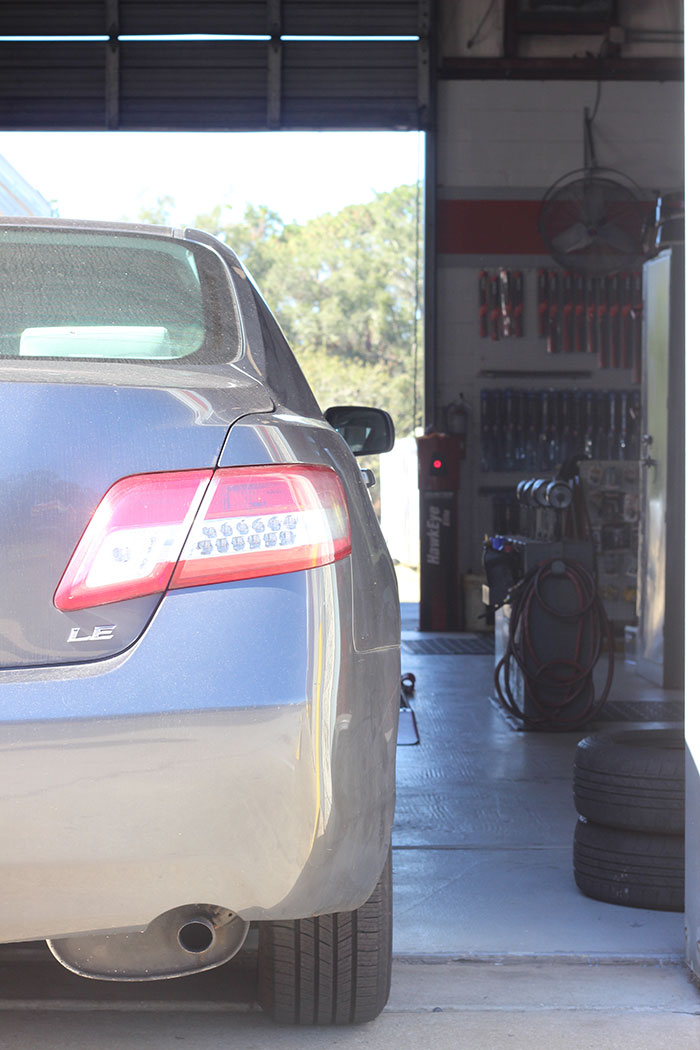 Stress free car prep for an equally stress free road trip this holiday season.